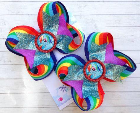 Arcos de RAINBOW DASH arcos  My Little Pony  Rainbow Dash