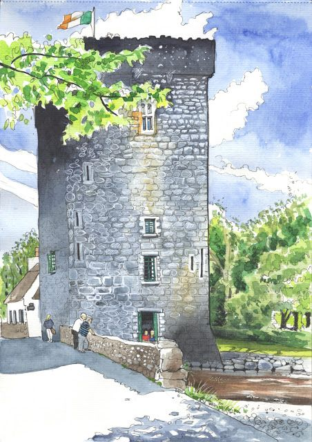 A Poet's Paradise: Yeats' Tower re-opens in Galway
