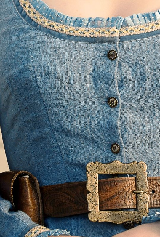 Westworld + Costume Details