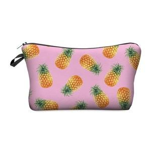I love Pineapples Makeup Bag