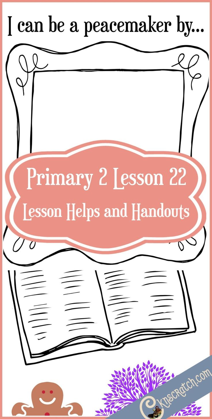 23 best Primaria images on Pinterest   Primary lessons, Lds primary ...