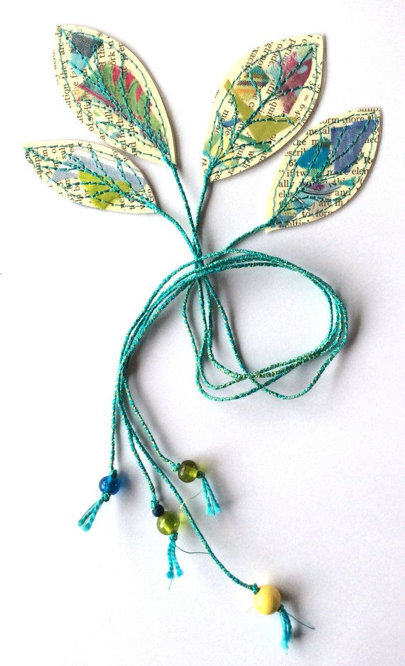 Hey, I found this really awesome Etsy listing at https://www.etsy.com/listing/181837343/embroidered-bookmark