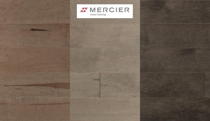Mercier Wood Flooring Hard Maple Kalahari, Shadow and