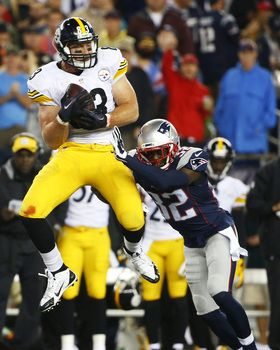 Heath Miller Picture at Pittsburgh Steelers Photo Store