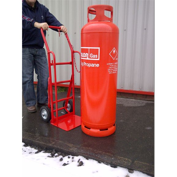 BT133 - Designed to carry all sizes LPG (propane/butane) Cylinders.