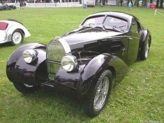 1935 Bugatti Type 57, we are going to have a #Bugatti in the #Special Olympics #Car Show on Sept. 22nd, 2013.
