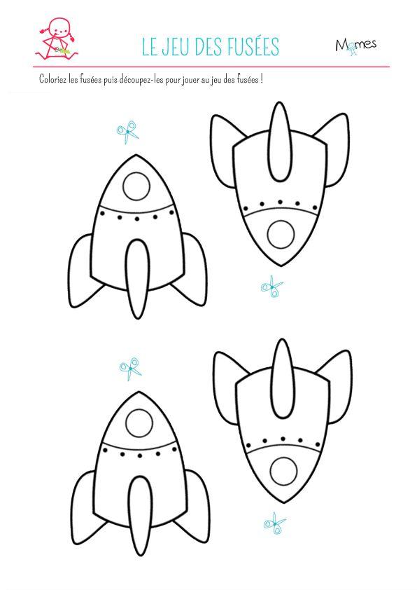 jeu des fusées