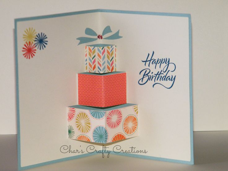 CTMH Artfully Sent pop-up Card using Hopscotch by Char's Crafty Creations