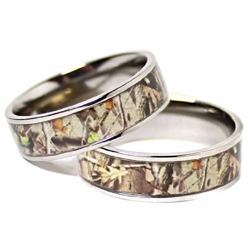8 best Camo Rings and Wedding bands images on Pinterest Camo