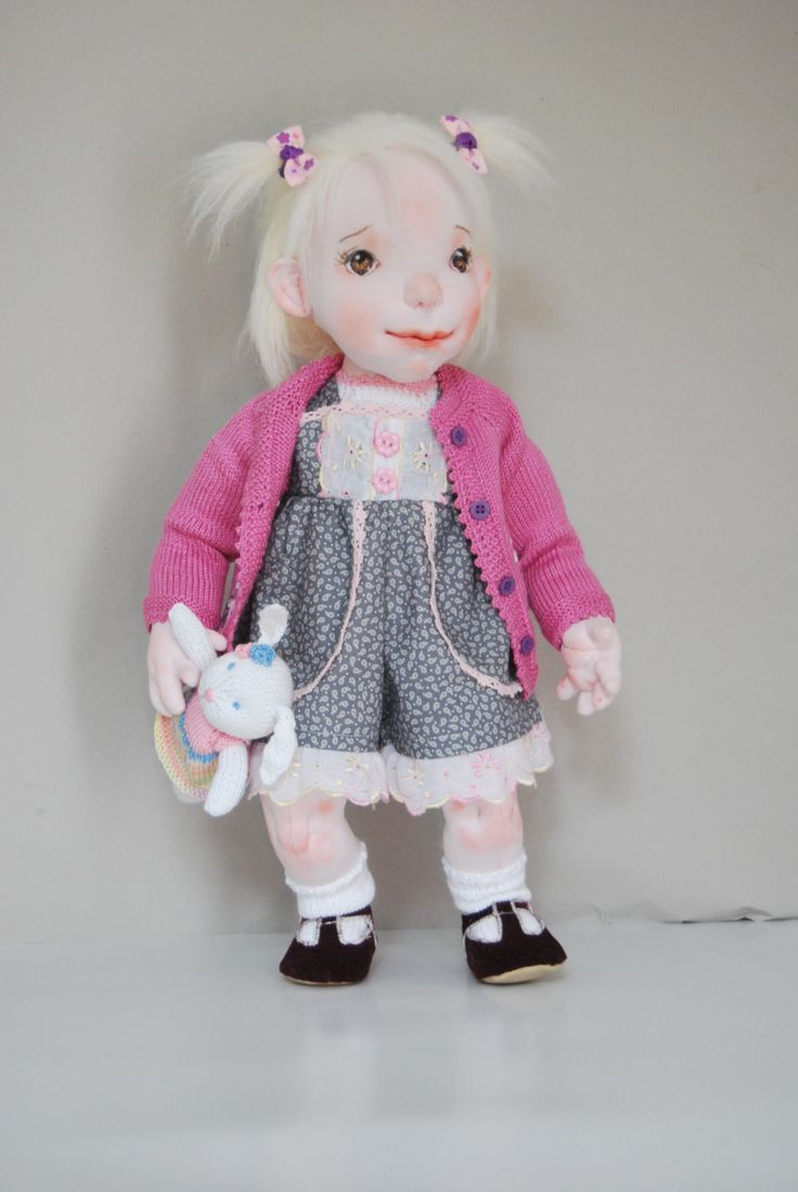 Blanche by MaryUniqueDoll on Etsy