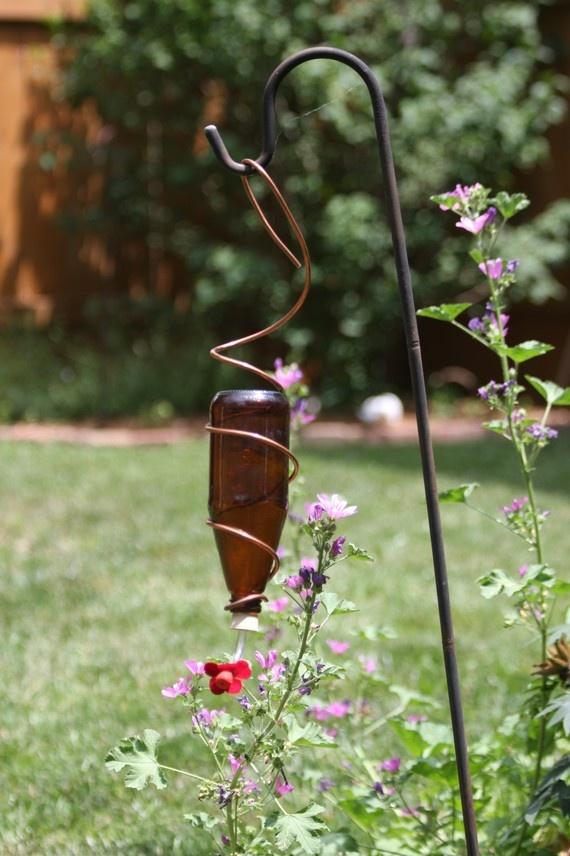 To Make With Kidlet Homemade Hummingbird Feeder Craft