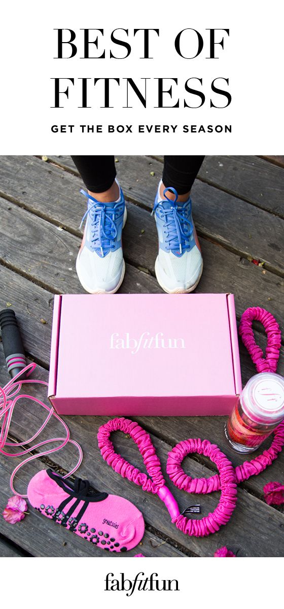 Have you tried the FabFitFun box? It's like a big surprise gift delivered to your doorstep each season. The box is stacked with premium, full-size beauty, fashion, and fitness products. Use code FAB10 to get your 1st box for $39.99 and see why we're the #1 full-size box!