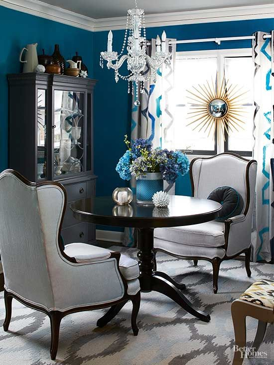 Window Treatment Ideas For Less. Dining Room ... Good Looking