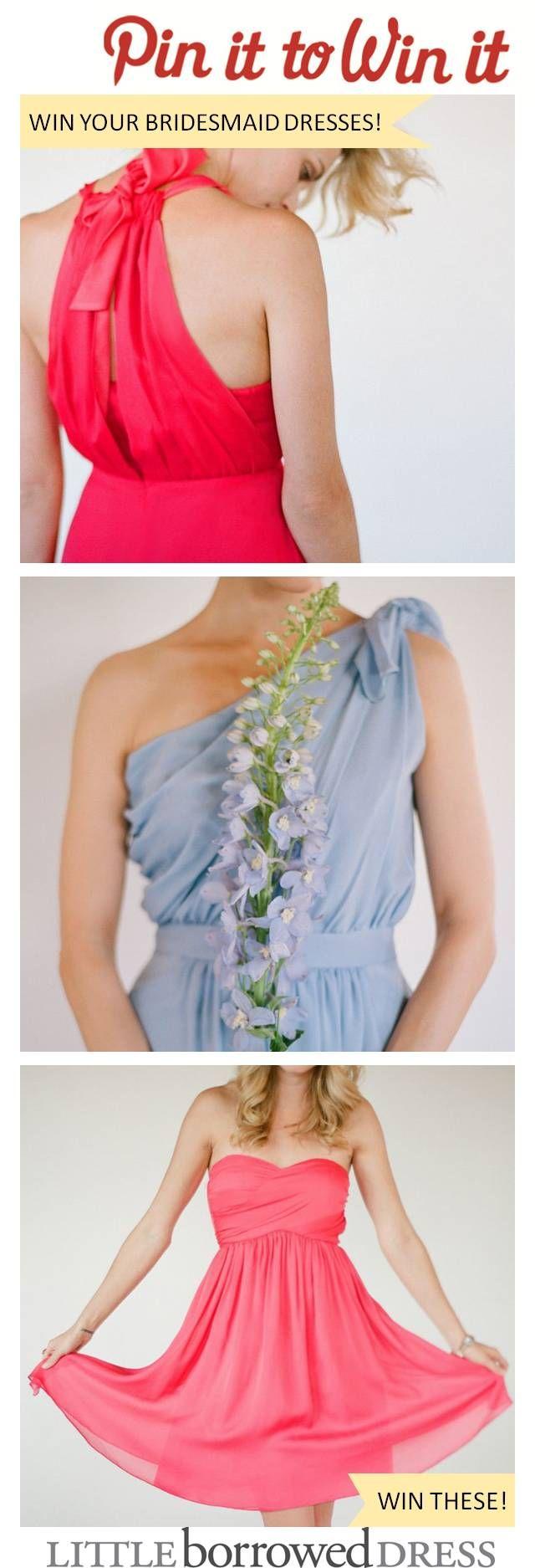 Watch Little Borrowed Dress Giveaway Rules video