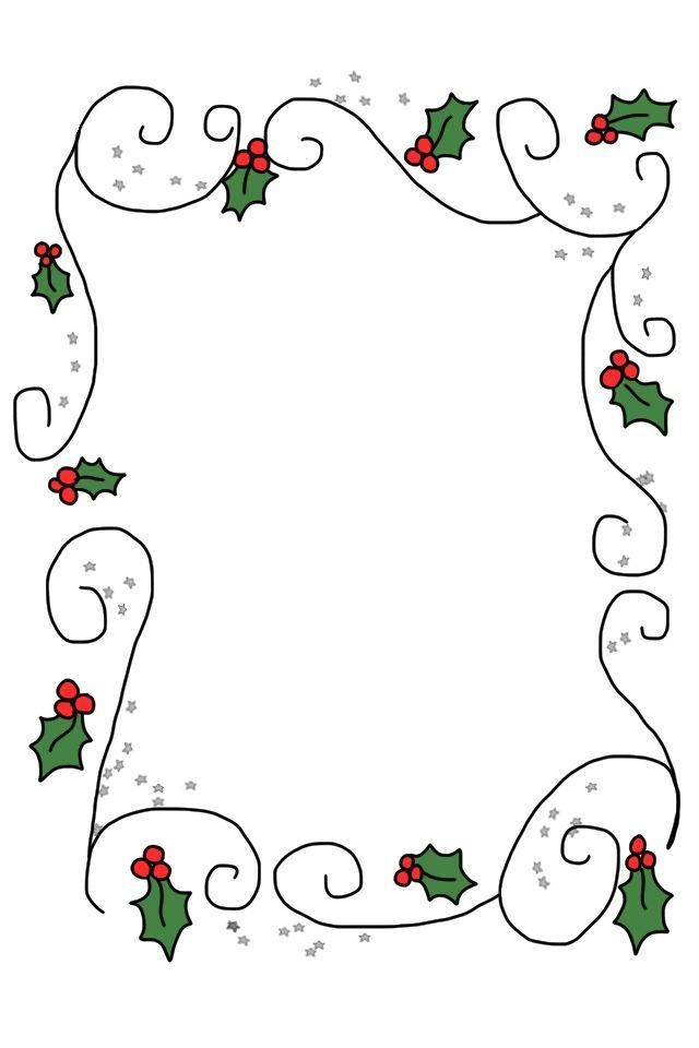 Best 25+ Christmas border ideas on Pinterest | Free christmas ...
