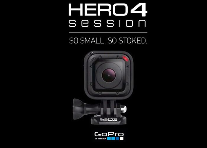 Stacksocial is doing a giveaway for a GoPro Hero4 Session Camera.