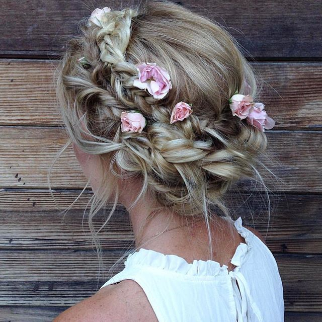 How to create a Waterfall Braid (DIY) in 2 Minutes | Cute Girls Hairstyles