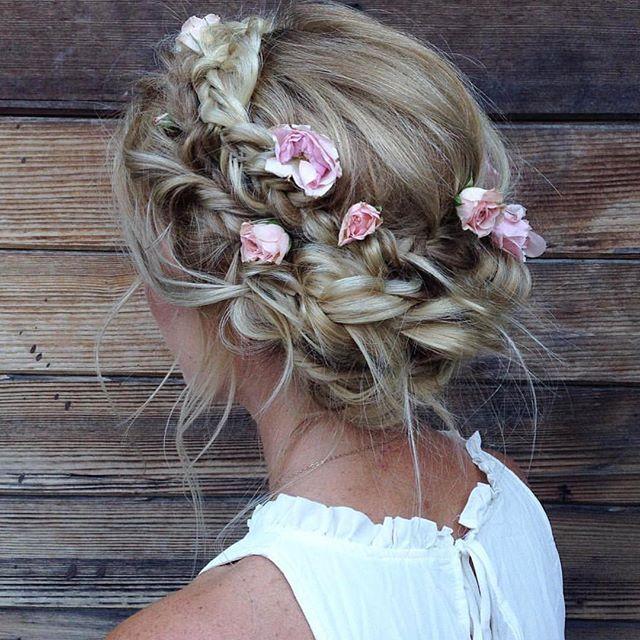 Gorgeous!!! Cr: @heidimariegarrett by cutegirlshairstyles
