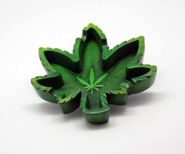 Cannabis Leaf Ashtray Get it now from: http://ashtrayparadise.siterubix.com/cannabis-leaf-ashtray