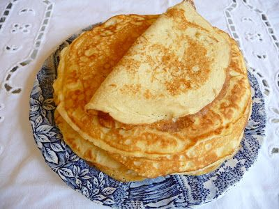 ULTRA LOW-CARB CREPES ~ Like the real thing and a carb bargain at 1.0 gram carbohydrate each! Visit us for more recipes at: https://www.facebook.com/LowCarbingAmongFriends