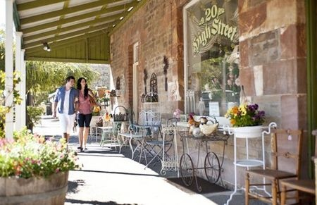 Totaltravel picks Australia's prettiest towns - Strathalbyn