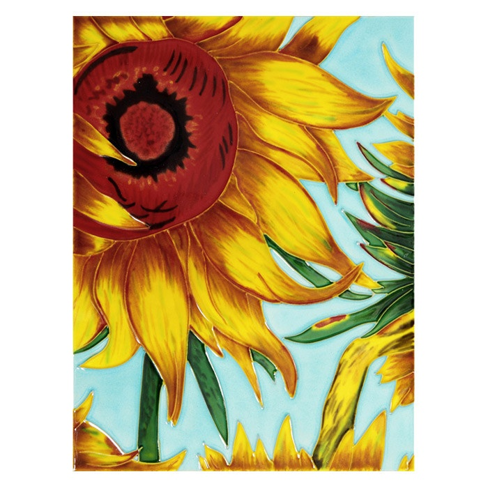 Sunflowers by Van Gogh Trivet