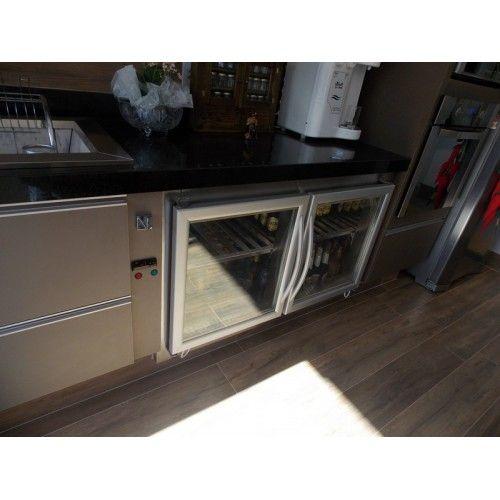 balcão refrigerado portas de vidro (142)