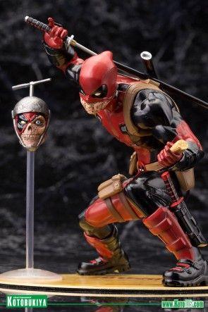 "Deadpool ""Chimichanga"" SDCC Limited Edition ARTFX+"