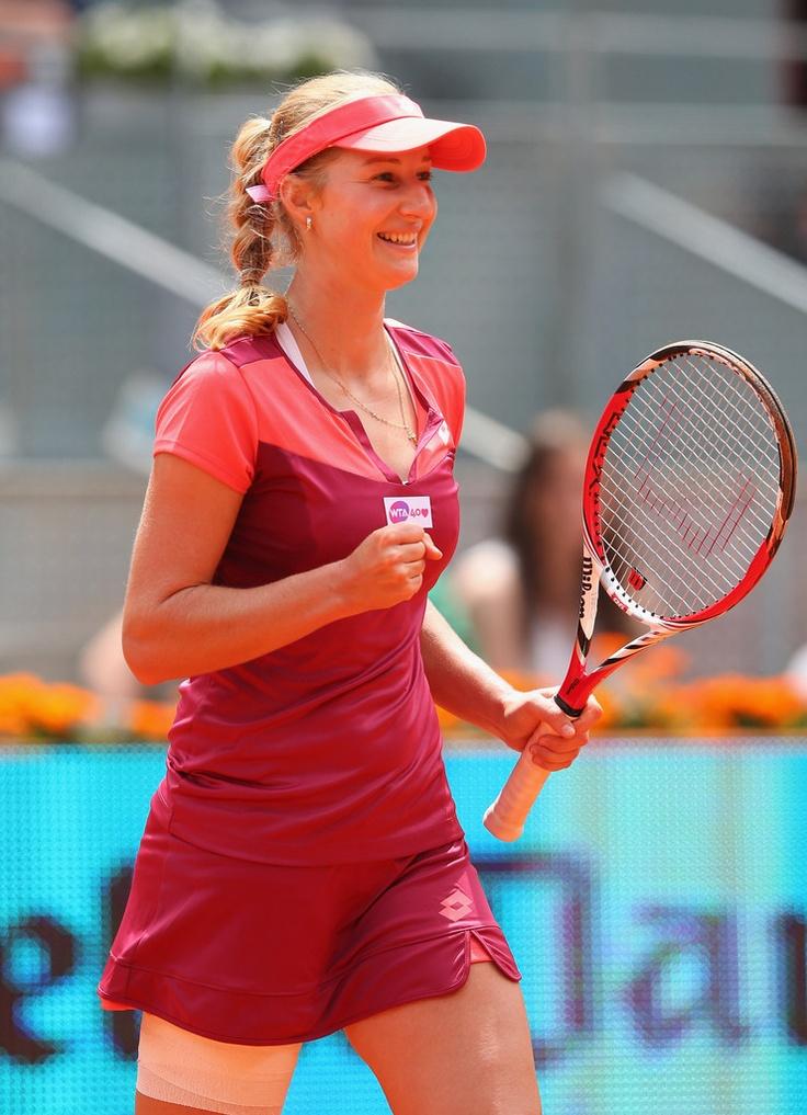 Ekaterina Makarova @ Mutua Madrid Open 2013 #WTA