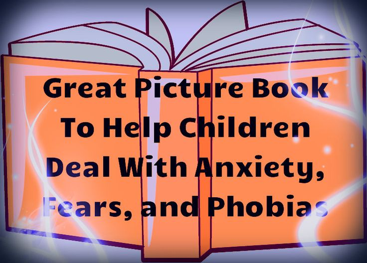 Fun and entertaining picture book to help children deal with anxiety, fears, and phobias!
