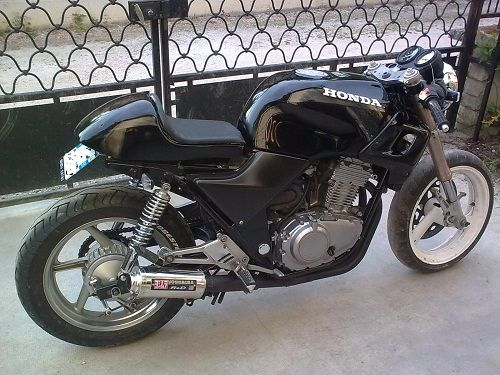 best 20 cb500 cafe racer ideas on pinterest cx500 cafe. Black Bedroom Furniture Sets. Home Design Ideas