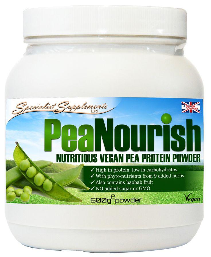 PeaNourish powder, kr159.80