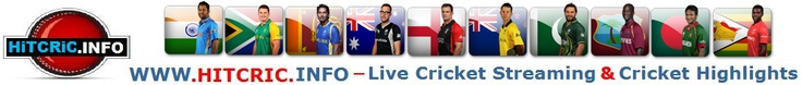 HitCric.info - Watch Live Cricket Streaming, Live Cricket Video