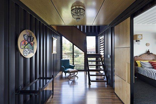 Graceville Container House: Case Study- Brisbane