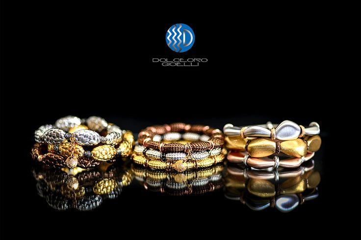 925 Sterling Silver, Dolceoro Handmade Luxury Jewelry