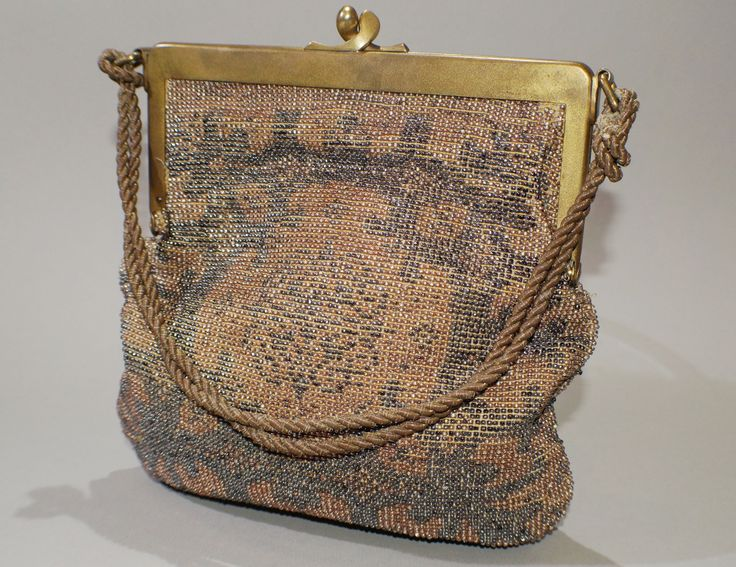 выкройки для винтажных дамских сумочек