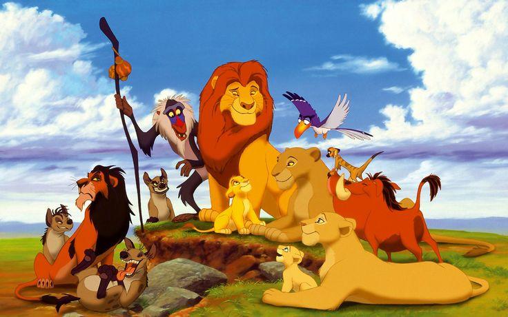 Simba | Tlcharger Fond d'ecran Le Roi Lion, Nala, Simba, Hyne Fonds d'ecran ...