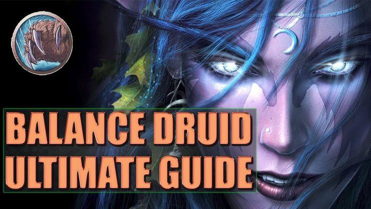 Balance Druid Guide - My first WoW Guide #worldofwarcraft #blizzard #Hearthstone #wow #Warcraft #BlizzardCS #gaming
