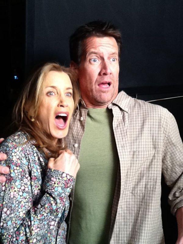 Lynette Scavo & Mike Delfino