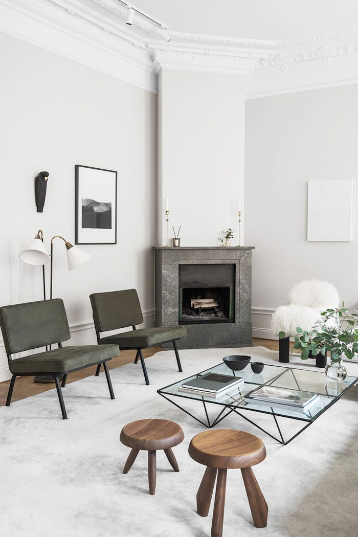 Prepare your home for winter with a living room upgrade. Get inspired by these luxe marble fireplaces and learn how to get the look.