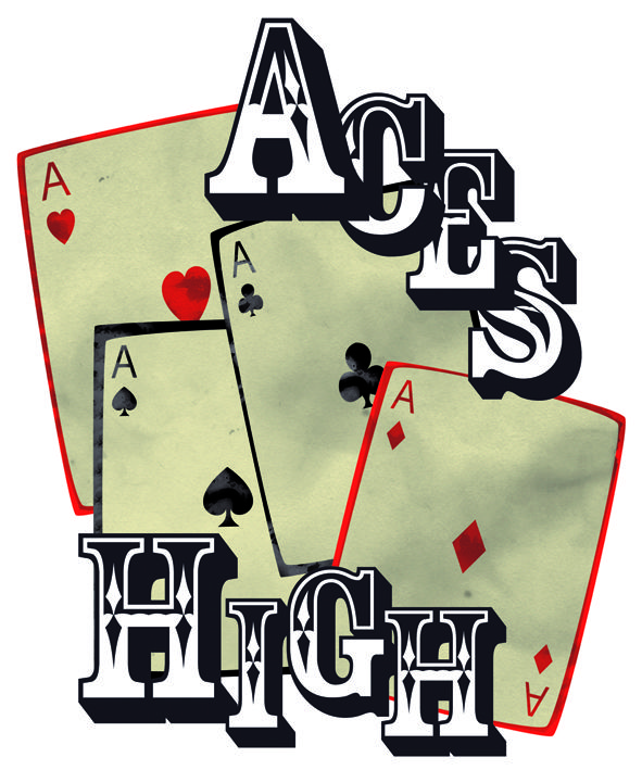 Aces HiGH Promotion - logo old