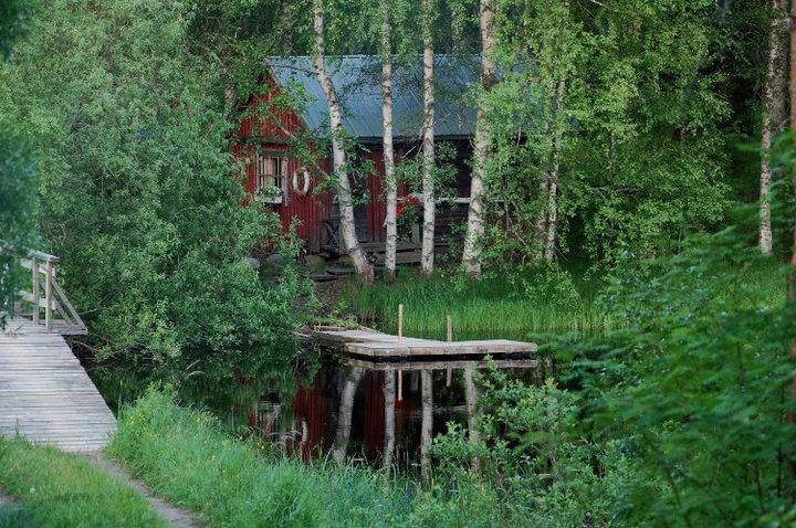 Vaarin sauna