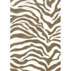 Animal Magnetism Wallpaper, Brown