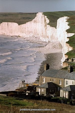 ✮ Birling Gap, East Sussex, UK