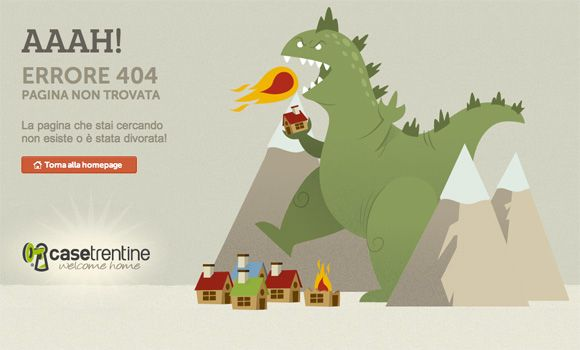 404 page - casetrentine