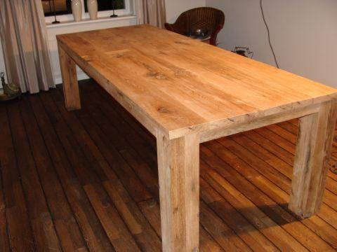 Pepijn Kempen Design - Steigerhout meubels op maat gemaakt! Ook van wagonplanken, -delen