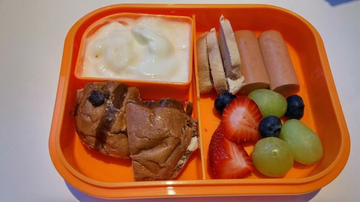 Hungry Hubby And Family: Toddler lunches