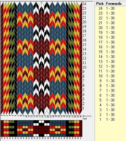 30 tarjetas hexagonales, 7 colores // sed_1052_c6 diseñado en GTT༺❁