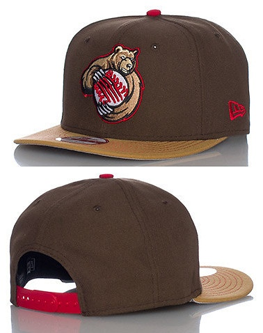 162 Best Minor League Baseball Caps Images On Pinterest