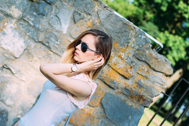 Collection of hours wearing Solano #sunglasses #aviator #fashion #fashionblogger #eyewear